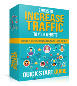 7 Ways to Increase Traffic to Tour Website cover