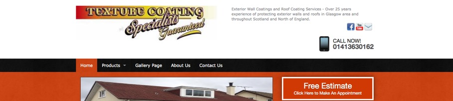 texture coatings specialists