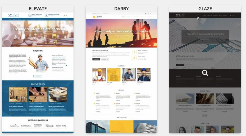 webecom web portfolio